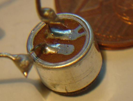 schema preampli micro electret simple 1