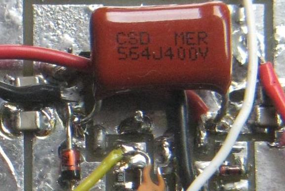 souder un composant cms 5