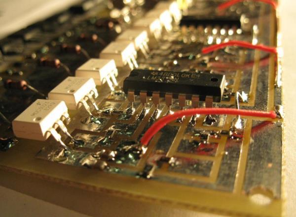 souder un composant traversant en cms 5