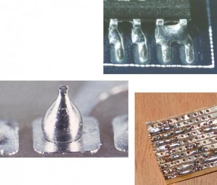 soudure de composant electronique bonne realisation 6