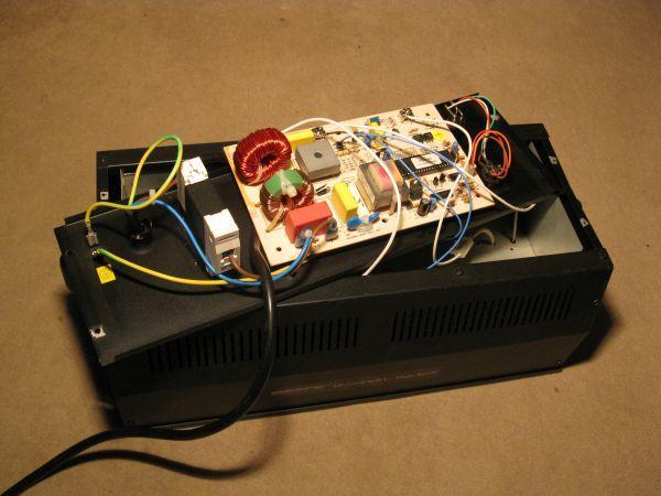 stroboscope en court circuit 0