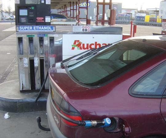 surconsommation essence bioethanol e85 3