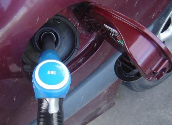 surconsommation essence bioethanol e85 4