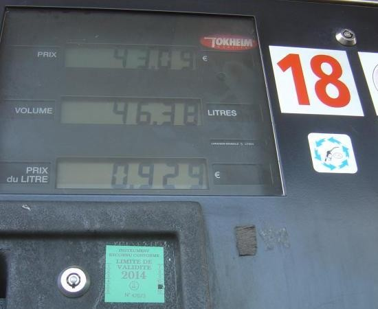 surconsommation essence bioethanol e85 5