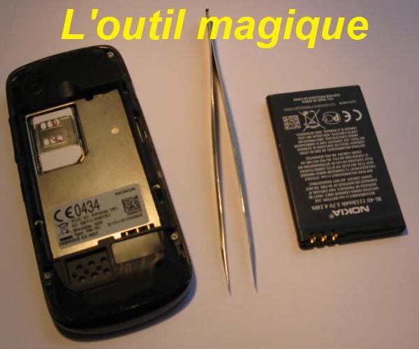 telephone qui bug probleme batterie 5