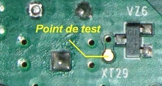 test de circuit electronique 1