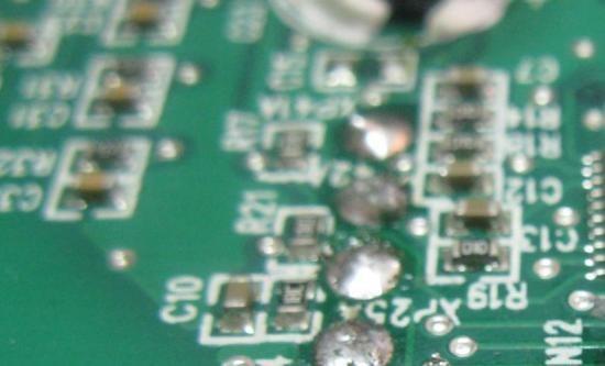 test de circuit electronique 12