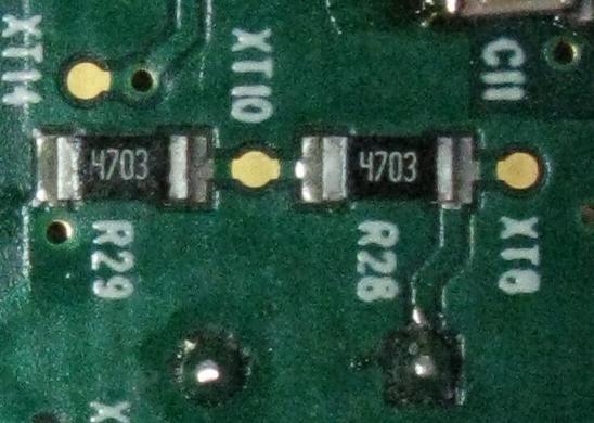 test de circuit electronique 8