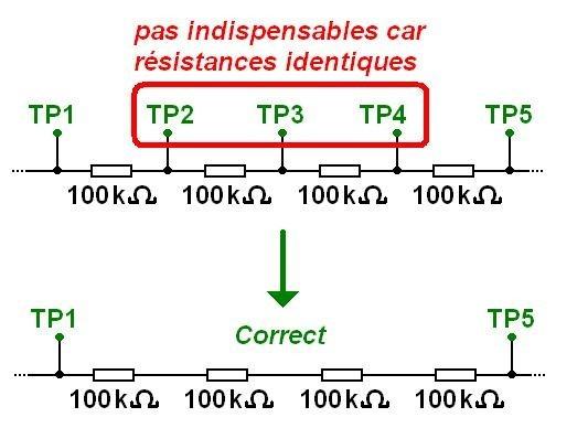 test de circuit electronique 9