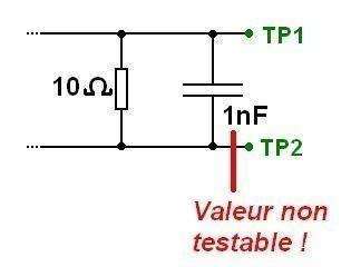 test de circuit electronique 10
