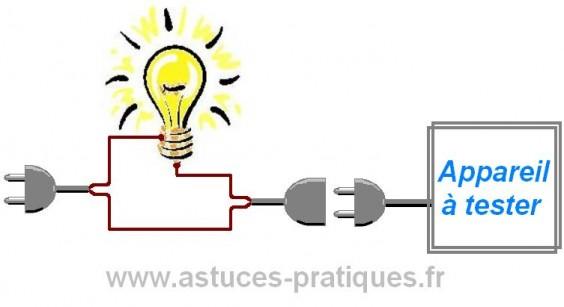 tester un circuit electronique sans faire sauter les plombs 0