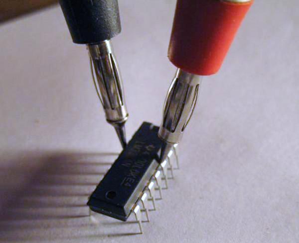 Tester un LM339