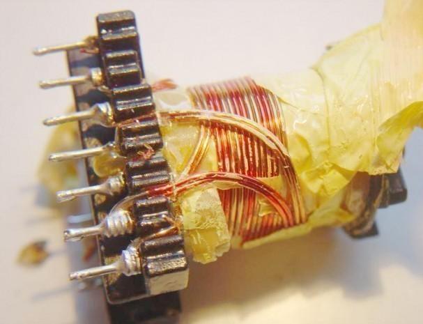 transformateur d une alimentation atx de pc 6