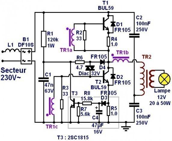 transformateur electronique 12v introduction 5
