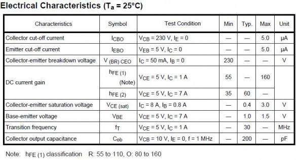 transistor en parallele et resistance 1