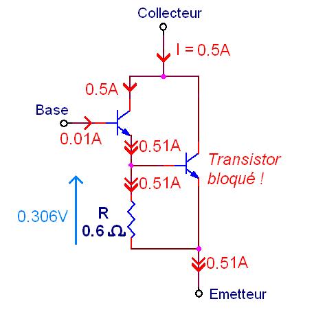 transistors en parallele et transistor darlington 3