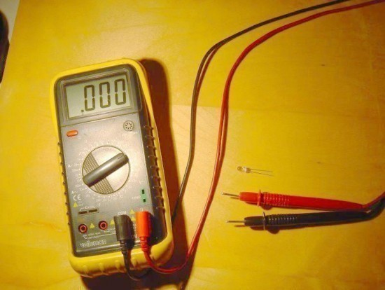 utiliser une led comme photodiode introduction 3
