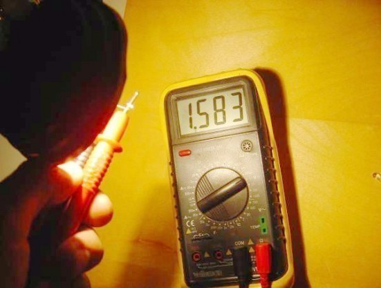 utiliser une led comme photodiode introduction 5
