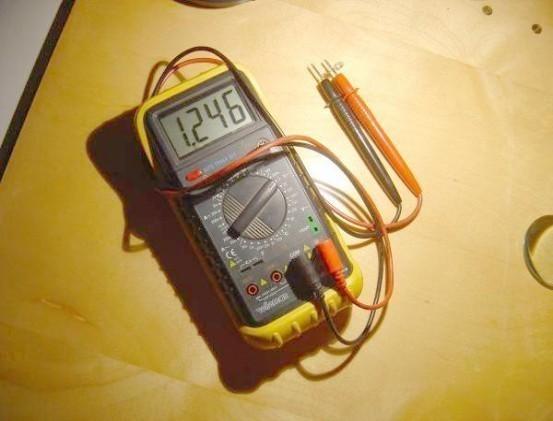 utiliser une led comme photodiode introduction 6