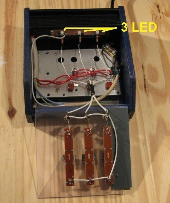 variateur de lumiere 3 x 2000w schema 11
