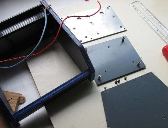 variateur de lumiere 3 x 2000w schema 3