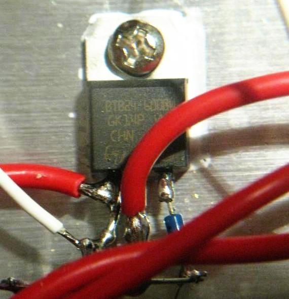 variateur de lumiere 3 x 2000w schema 8
