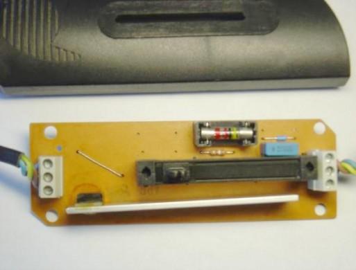 variateur de lumiere a triac realisation 1
