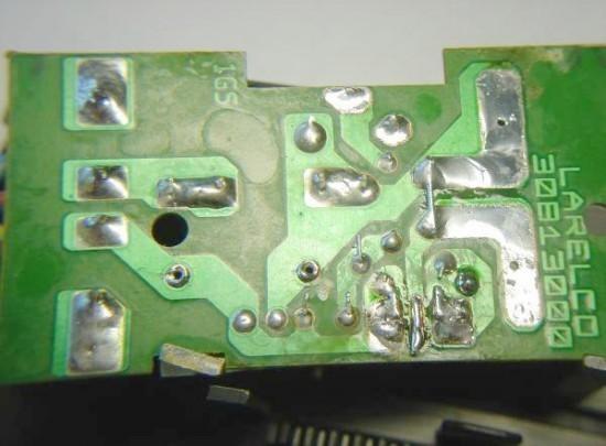variateur de lumiere a triac realisation 6