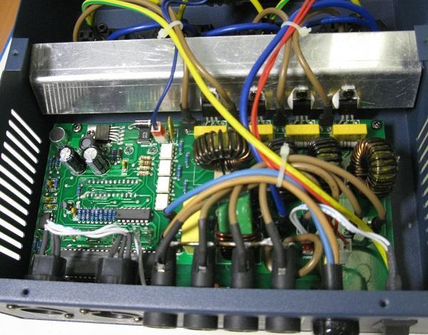 variateur de lumiere dmx a triac 2