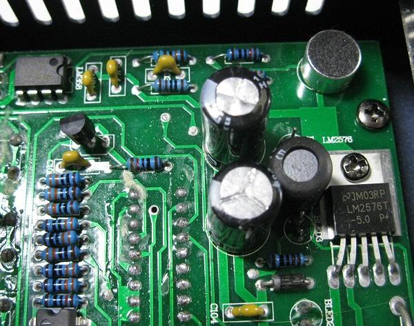 variateur de lumiere dmx a triac 3
