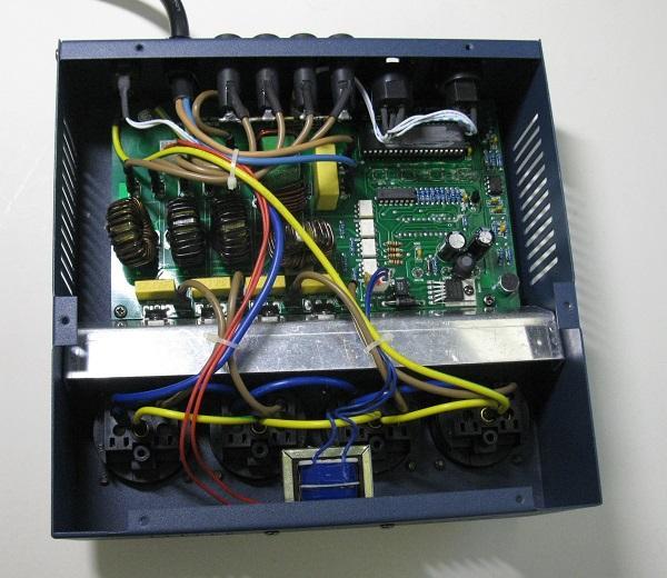 variateur de lumiere dmx a triac 0