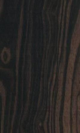 Les bois: l'Ebène