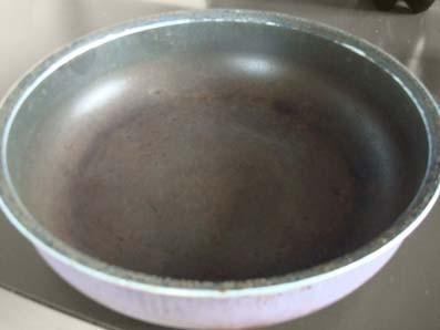Nettoyer du teflon
