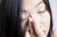 Dégonfler des yeux après une courte nuit