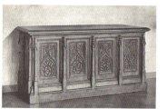 Etude des styles des meubles: le gothique