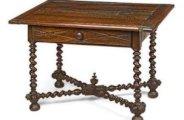 etude des styles des meubles le style louis xiii astuces pratiques. Black Bedroom Furniture Sets. Home Design Ideas