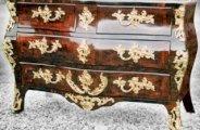 Etude des styles des meubles: le style Regence