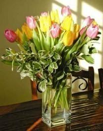 Augmenter la durée de vie de fleurs coupées