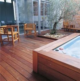 Choisir un bois pour une terrasse
