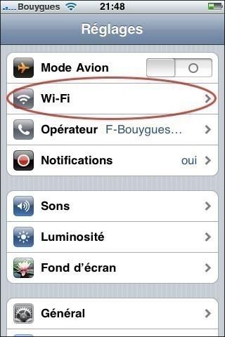copier fichier ipa sur iphone 6