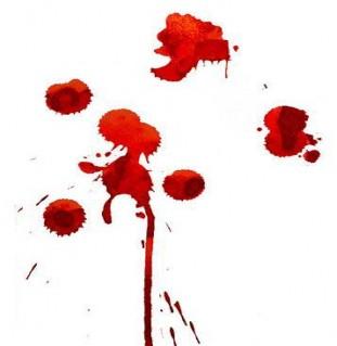 Enlever une tache de sang
