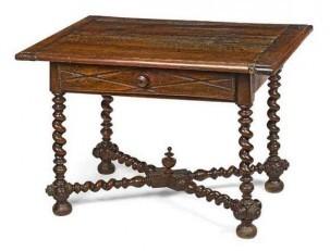 etude des styles des meubles le style louis xiii 1