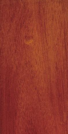 Les bois: l'Acajou