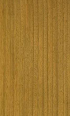 Les bois: l'Afromorsia ou Afrormosia