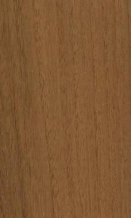 Les bois: le Teck