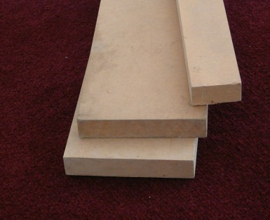 Les dérivés du bois: Le MDF ou medium