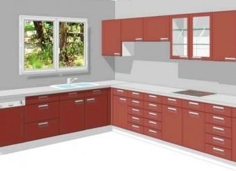 Nettoyer des dessus de meubles dans une cuisine - Cuisine equipee ikea pas cher ...