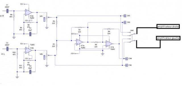 doubleur de puissance pour ampli hifi 0