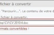 Bureautique de afficher la version windows xp sur le - Comment convertir un fichier pdf en open office ...
