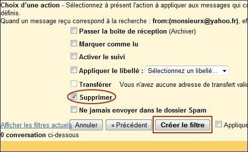 bloquer un expediteur sur gmail 3